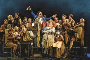 The West End's longest running theatre show: Les Misérables