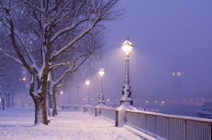 London's South Bank is the place to be for some brilliant seasonal theatre.