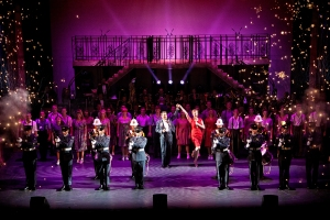 Help for Heroes at the Dominion Theatre