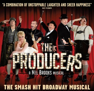 The Producers - keeping it gay around the UK!