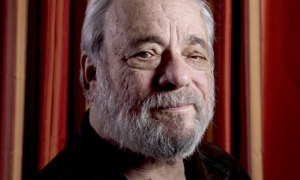 Sondheim: Insisted that the Student Performer of the Year included work by new writers
