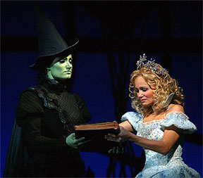 Elphaba: No good deed goes unpunished...