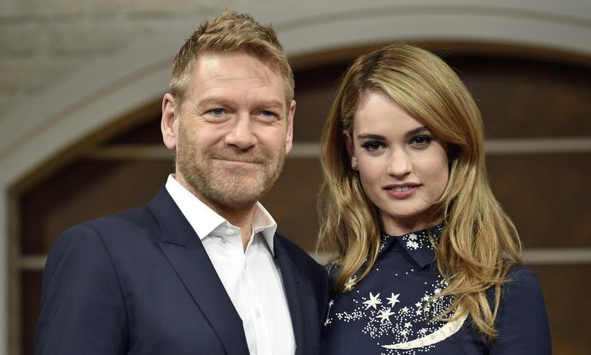Knight of a Thousand Stars: Why the Ladies Love Kenneth Branagh