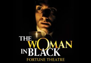 The Woman in Black: So scary we can't even show you a picture....