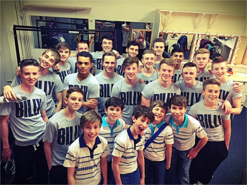 Will the real Billy Elliot please step forward….