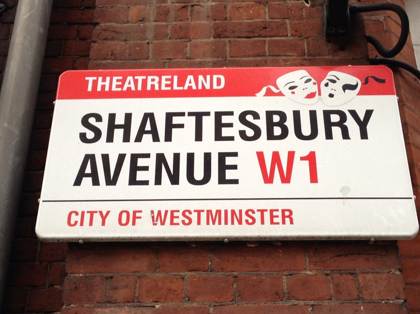 A round-up of the best Theatreland walkingtours!