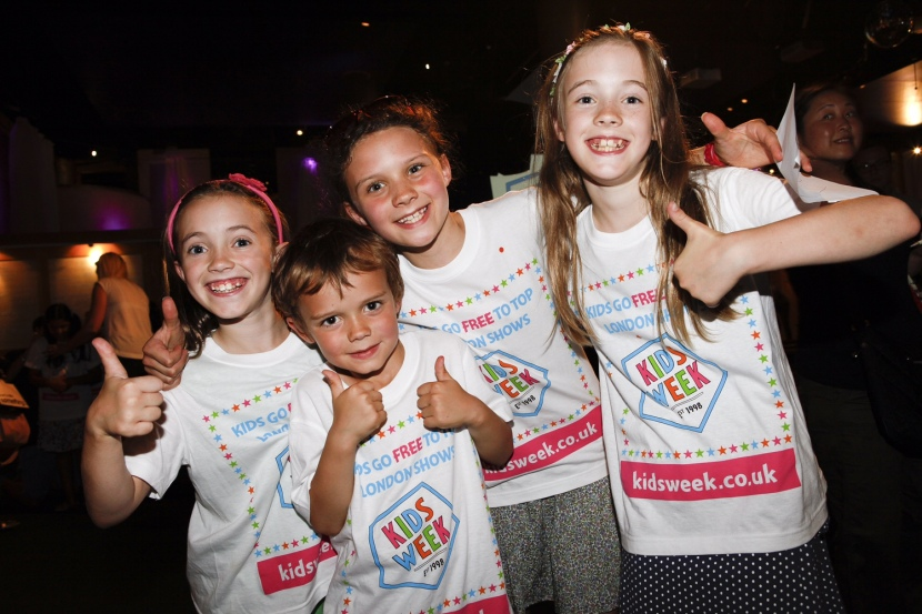 Kids Go Free to London Shows this summer – our Kids Week toptips!