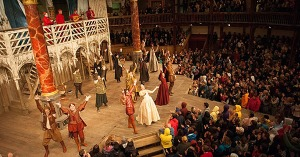 Revel in the sheer magnificence of Shakespeare's Globe