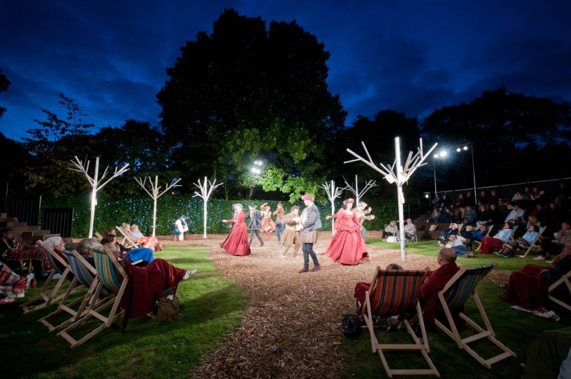 Theatre In The Open Air: A Midsummer Night's Treat