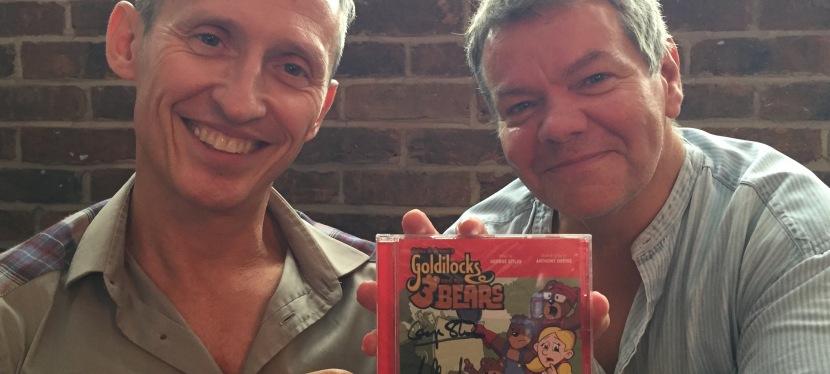 Stiles & Drewe's Goldilocks & the 3 Bears CDlaunch!