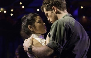 Chris and Kim: The greatest love story in the West End