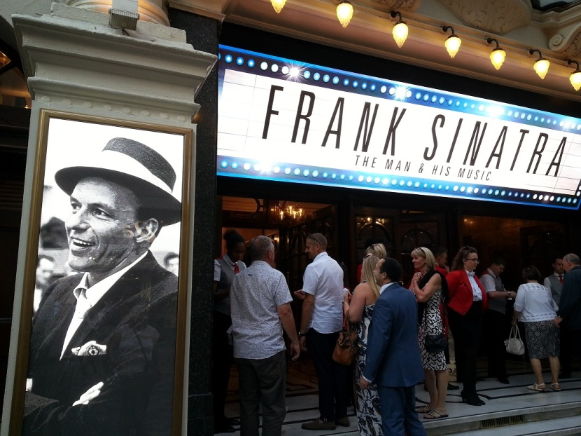 Sinatra: The Man and his Music – Theatre Review