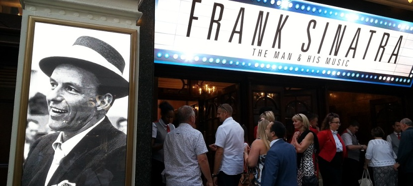 Sinatra: The Man and his Music – TheatreReview