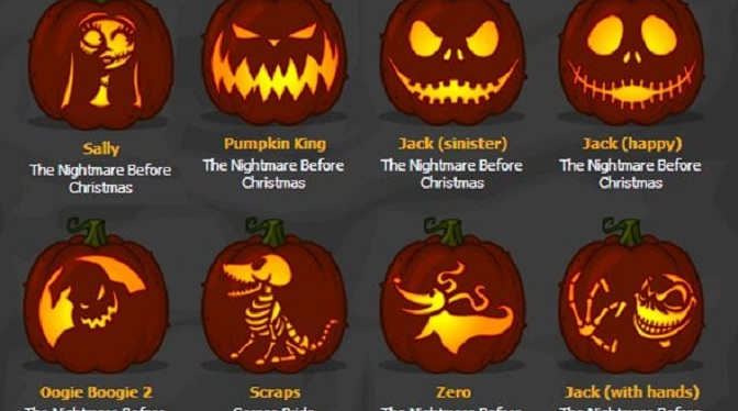 "How to ""theatre up"" your Pumpkin!"