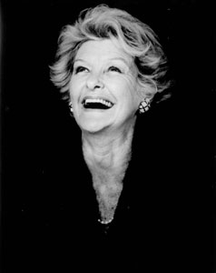 "[Elaine Stritch] started shouting ""Fire! Fire!"""