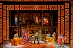 Beautiful – The Carole King Musical, London Aldwych Theatre _B1_4819