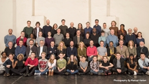 The first school photo from Harry Potter and the Cursed Child!