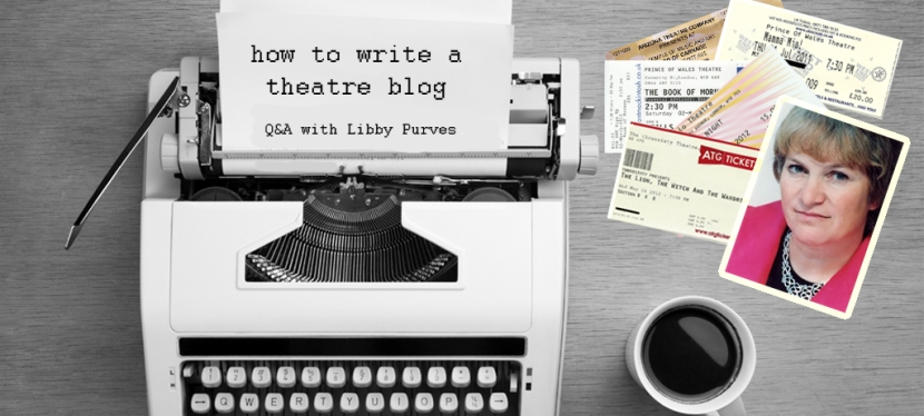 Libby Purves OBE: Theatre Blogger Q&A