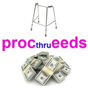 Proceeds Thru