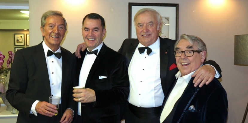Ronnie Corbett: Theatreland mourns one of their own