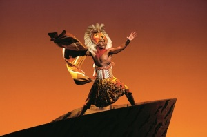 The whole [Lion King] cast has to be incredibly fit.