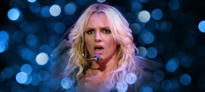Britney Spears: Oops….It's BehindYou?