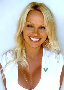 Pamela Anderson - may have made the odd boob on stage