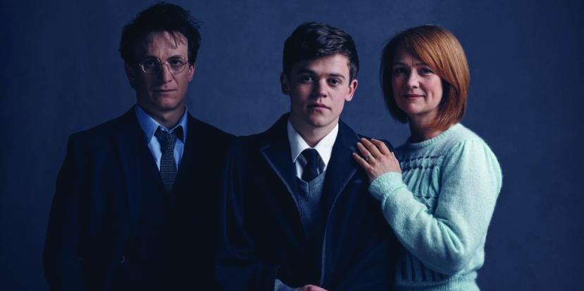 Meet The Potters: Harry Potter & The CursedChild