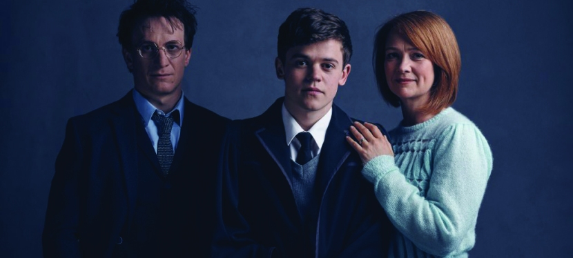 Meet The Potters: Harry Potter & The Cursed Child