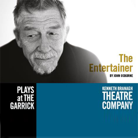John Hurt: Back on the West End stage after 10 years away