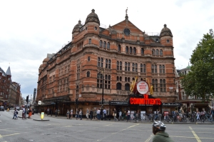 London's beautiful Palace Theatre at the very heart of Theatreland