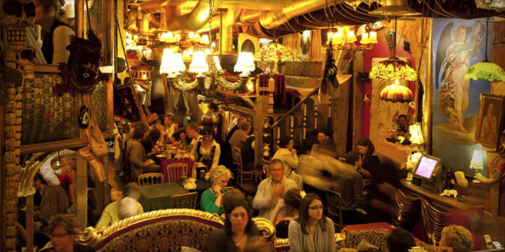 Theatreland's Best Pubs and Restaurants