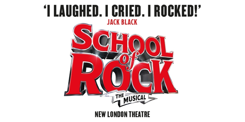 School of Rock flies in to the West End