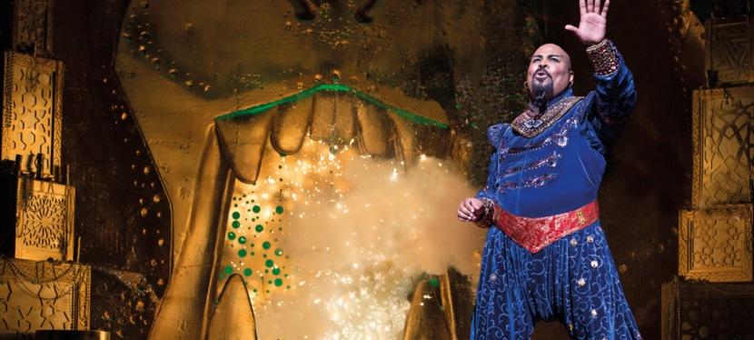 Aladdin: Diamond in the Rough is a RoyalRomp!