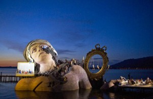 Bregenz, Lake Constance - the world's most beautiful Opera