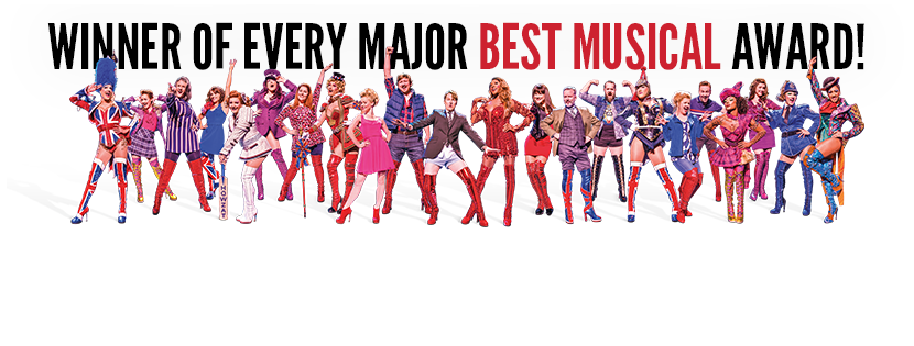 We got kinky with Kinky Boots!