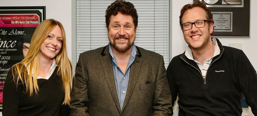 Michael Ball, Perfect Pitch & The Future of Musicals