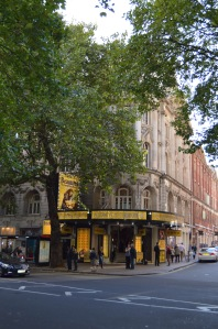 Aldwych Theatre blog.fromtheboxoffice.com