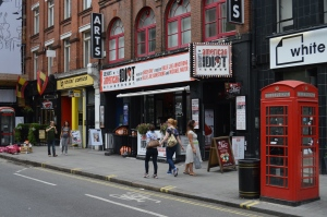 Arts Theatre, London blog.fromtheboxoffice.com