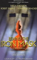 Behind The Iron Mask Poster