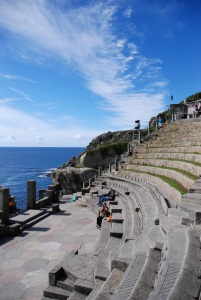 The Spectacular Minack Theatre