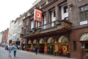 Apollo Theatre Image by Niall Palmer via From The Box Office Blog
