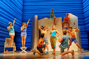 MAMMA MIA! London 2016 - 2017 cast. Photos by Brinkhoff/Mögenburg