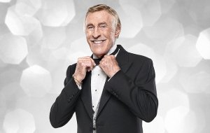 Bruce Forsyth hosted Strictly Come Dancing for ten years