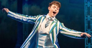 Charlie Stemp: Utterly beguiling as Kips