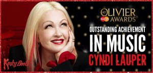 Cyndi Lauper: Always Outstanding