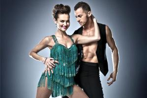 Kara and Artem...possibly Strictly's most beautiful couple