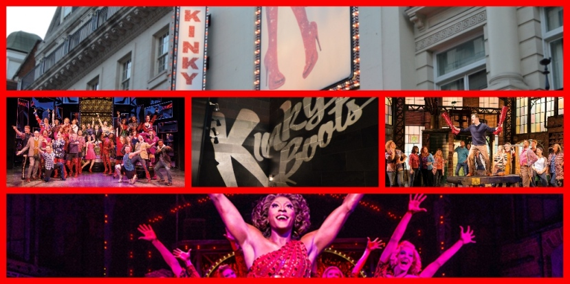 Stars of Kinky Boots party at Mint Leaf for firstbirthday
