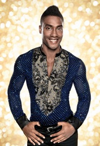 Snake hips Simon Webbe: like ketchup, best with the top off