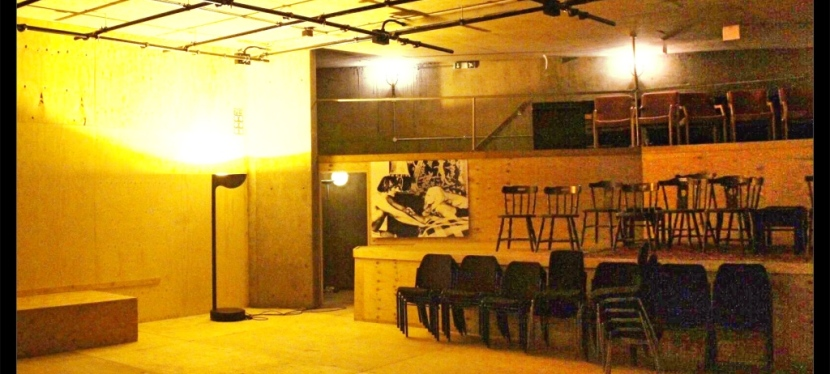 A Look Inside London's Newest Underground Theatre – A New Creative Space!